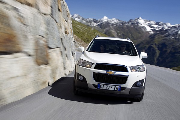 Chevrolet Captiva 2.2 VCDi AWD