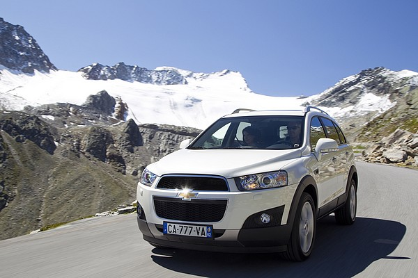 Chevrolet Captiva VCDi AWD