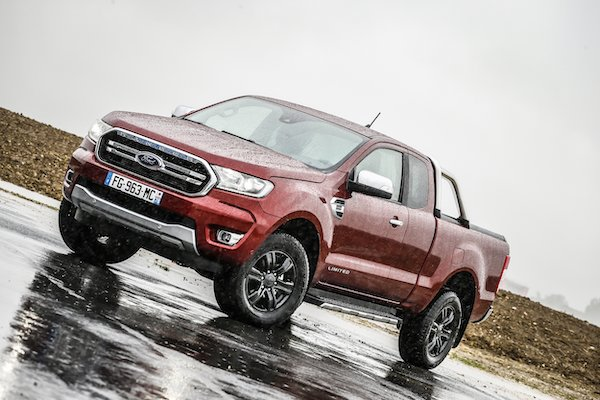Ford Ranger Biturbo