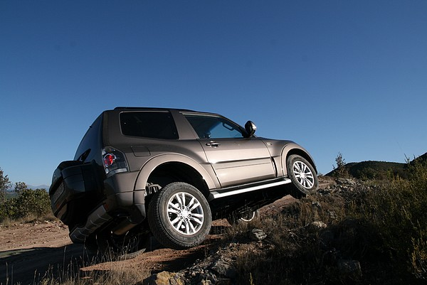 Mitsubishi Pajero DID 30th Anniversary