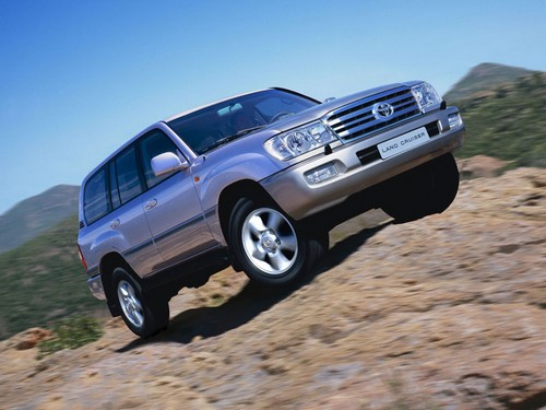 Toyota Land Cruiser HDJ100