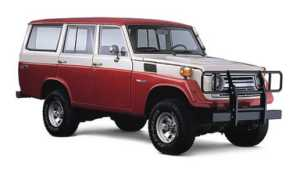 Toyota Land Cruiser FJ55 estacin de vagn