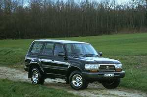 Toyota Land Cruiser HDJ80 estacin de vagn