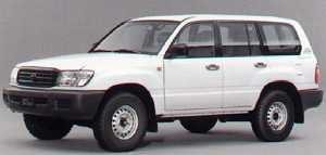 Toyota Land Cruiser estacin vagn FZJ105