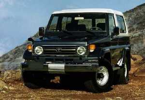Toyota Land Cruiser HZJ74