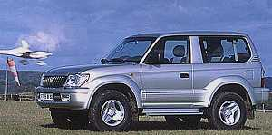 Toyota Land Cruiser KZJ90