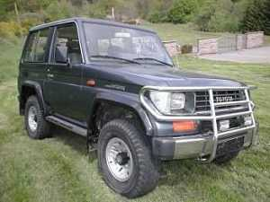 Toyota Land Cruiser KZJ70