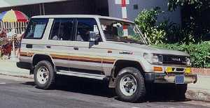 Land Cruiser LJ77