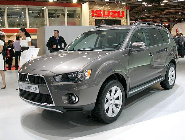 Mitsubishi Outlander 2.2 DiD