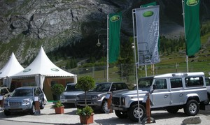 Land Rover Freelander et Defender