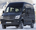Mercedes Benz Sprinter Van 319 BlueTec 4x4